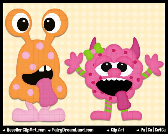 Monsters  Bed Head clipart #5, Download drawings