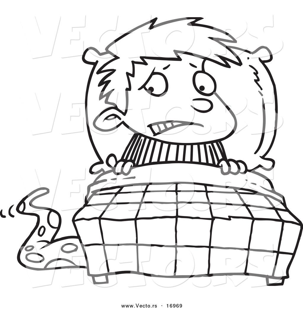 Monsters  Bed Head coloring #18, Download drawings