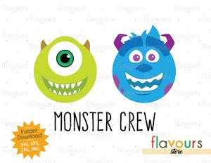 monsters inc svg #360, Download drawings