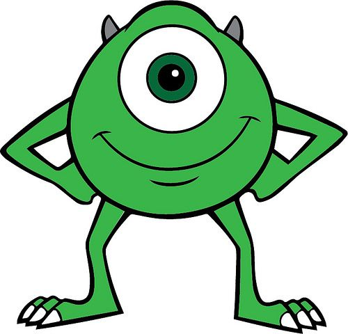 monsters inc svg #355, Download drawings
