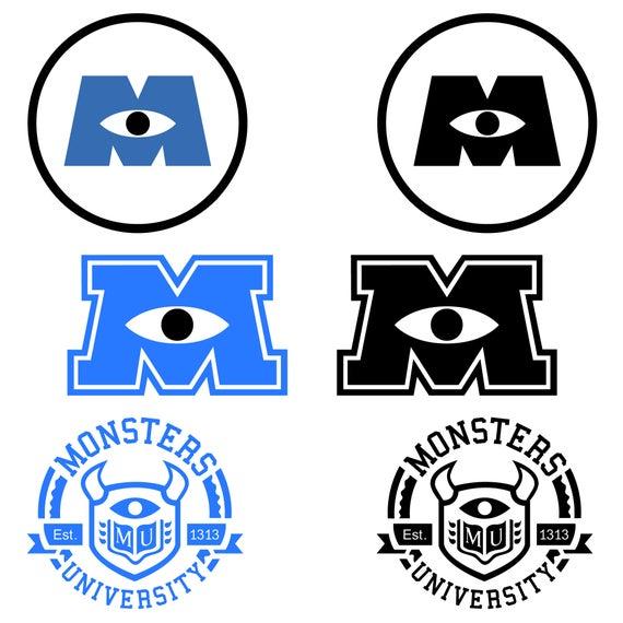 monsters inc svg #356, Download drawings