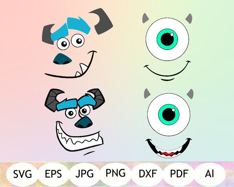 monsters inc svg #364, Download drawings