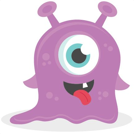 Monstro clipart #7, Download drawings