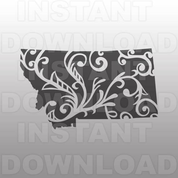 Montana svg #2, Download drawings