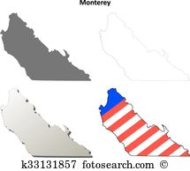 Monterey clipart #14, Download drawings