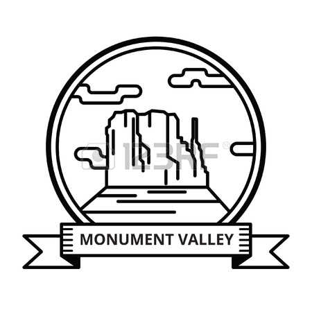 Monument Valley clipart #15, Download drawings