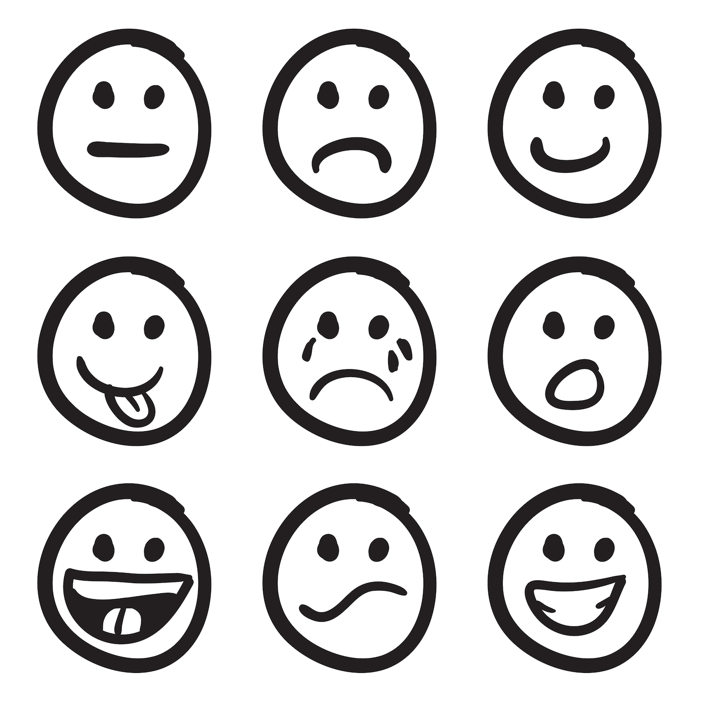 Mood clipart #2, Download drawings