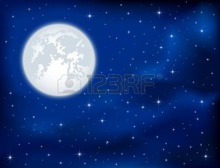 Moonlight clipart #1, Download drawings