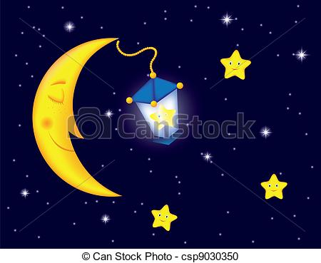 Moonlight clipart #18, Download drawings