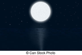 Moonlight clipart #3, Download drawings
