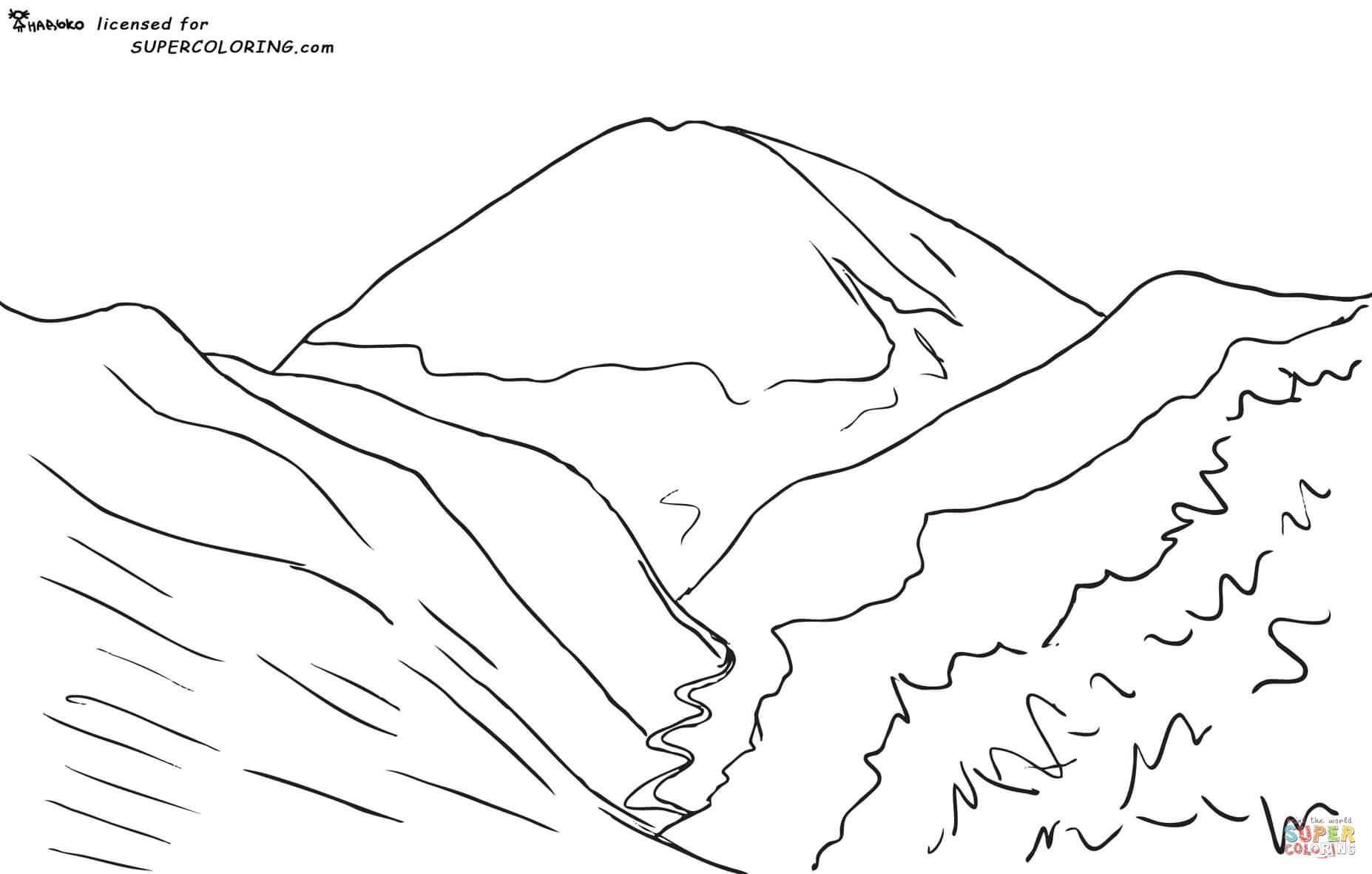 Moonloght coloring #15, Download drawings