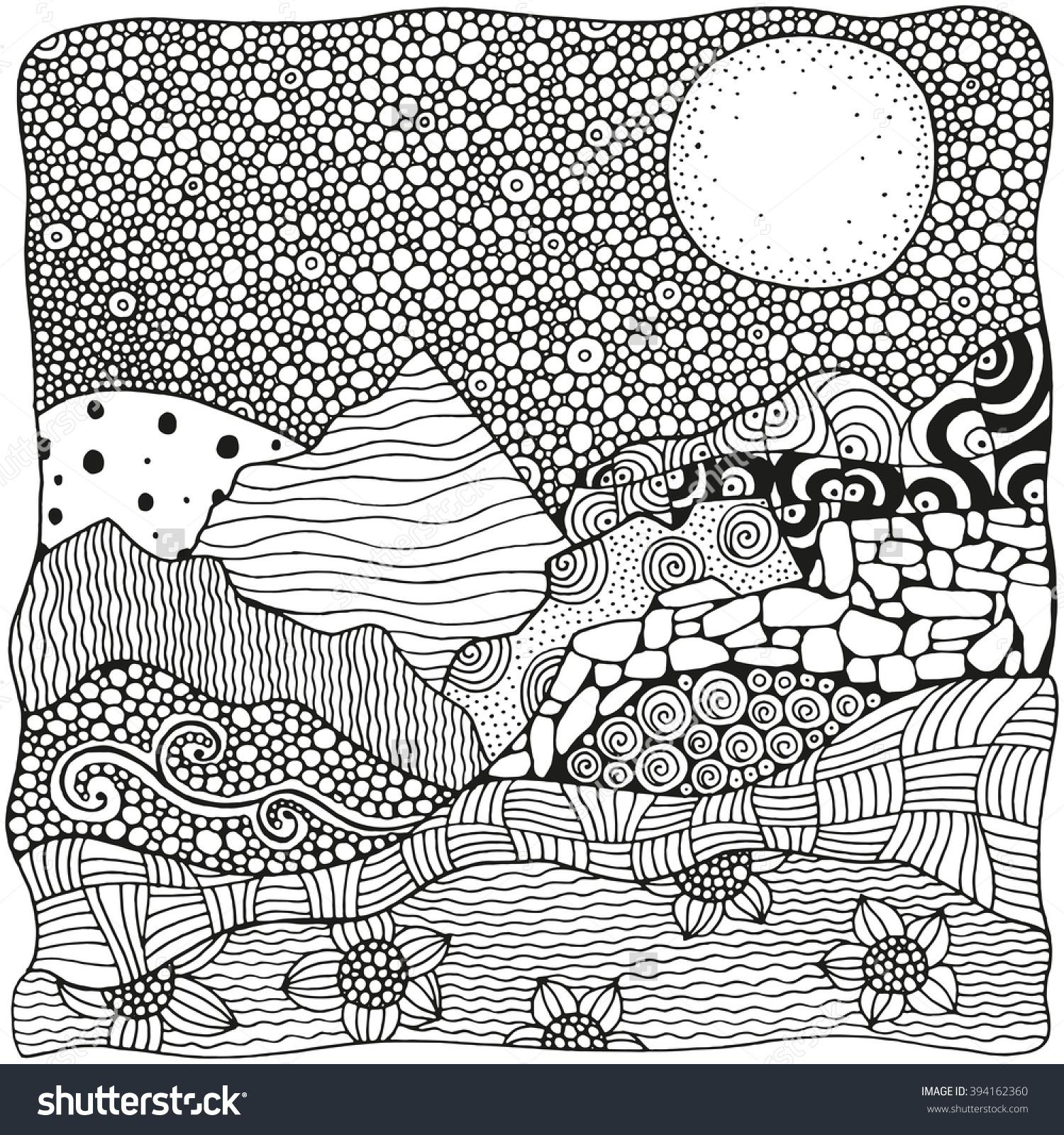 Moonloght coloring #5, Download drawings