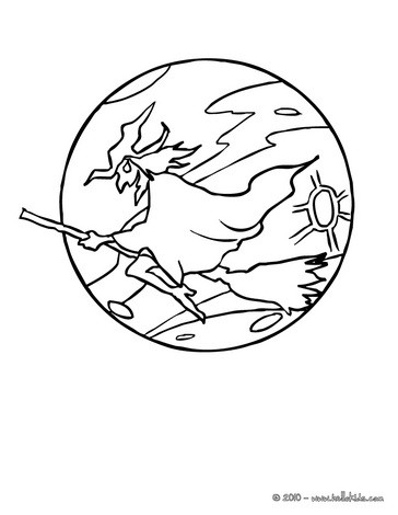 Moonloght coloring #3, Download drawings