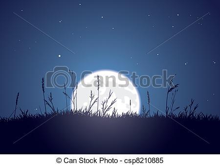 Moonrise clipart #18, Download drawings