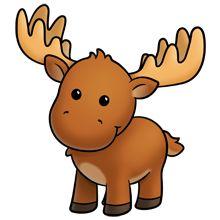 Moose clipart #17, Download drawings