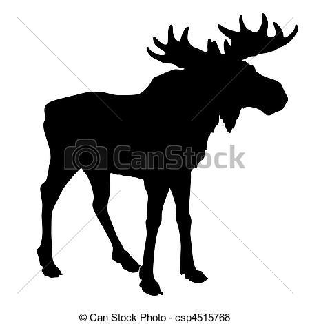 Moose clipart #15, Download drawings