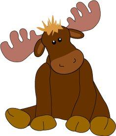 Moose clipart #14, Download drawings