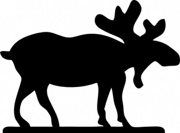 Moose clipart #16, Download drawings