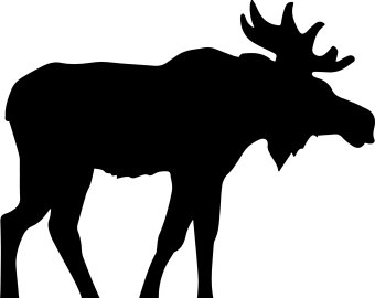 Moose svg #6, Download drawings