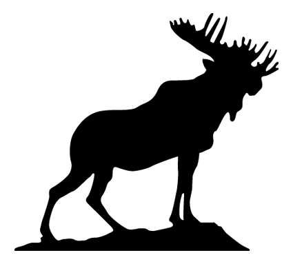 Moose svg #336, Download drawings