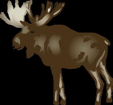 Moose svg #10, Download drawings