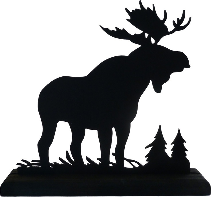 Moose svg #2, Download drawings
