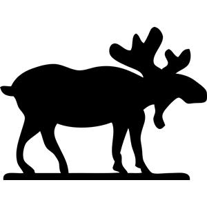 Moose svg #5, Download drawings