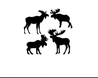 Moose svg #335, Download drawings