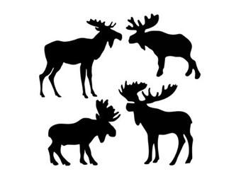 Moose svg #19, Download drawings