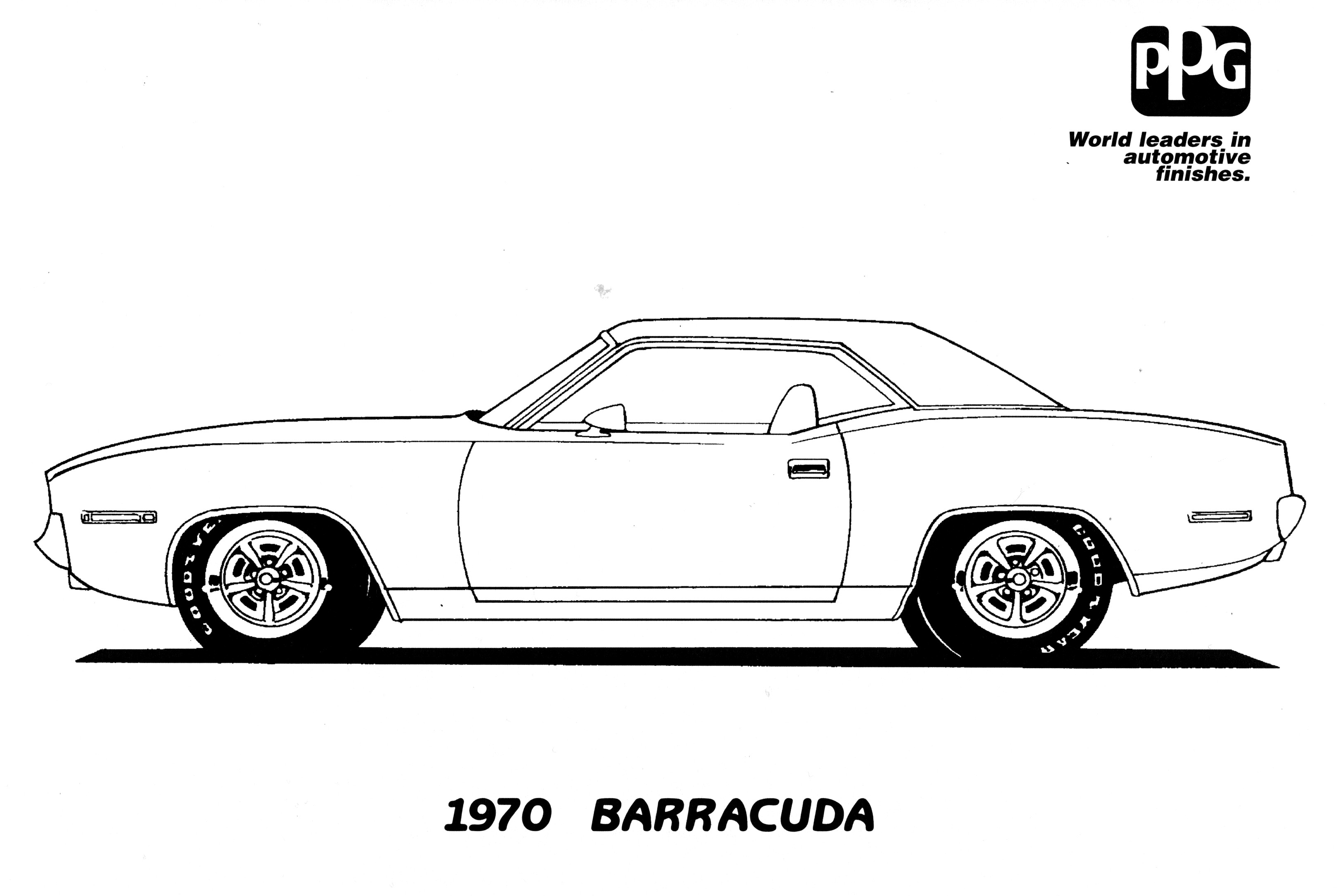 Mopar coloring #8, Download drawings