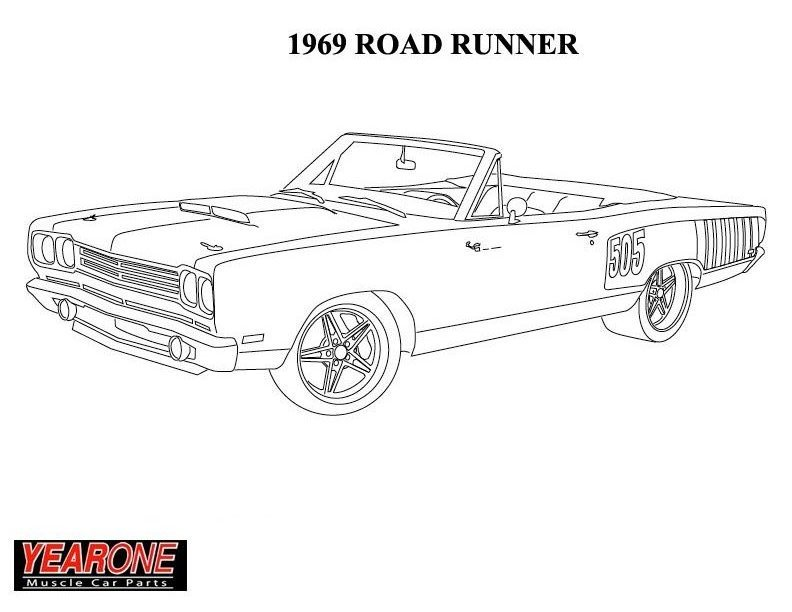 Mopar coloring #15, Download drawings