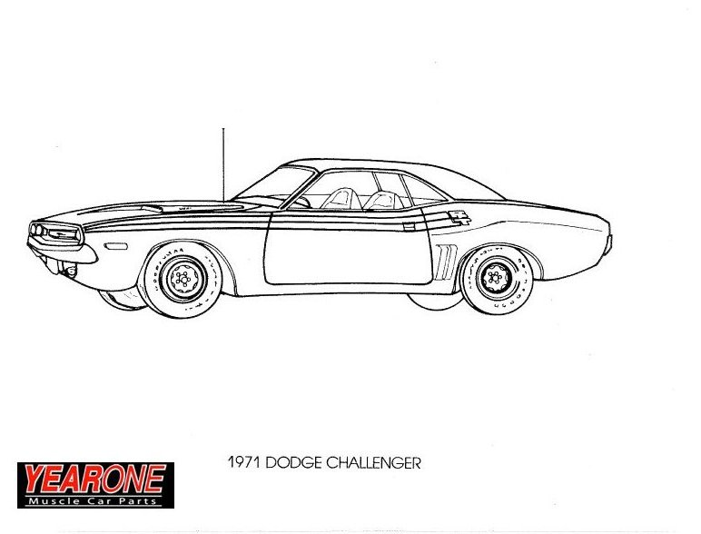 Mopar coloring #19, Download drawings