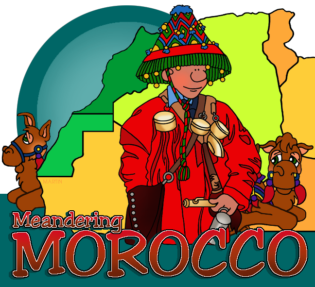 Morocco clipart #2, Download drawings
