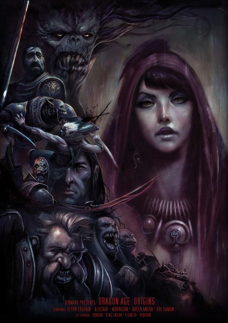 Morrigan (Dragon Age) clipart #6, Download drawings