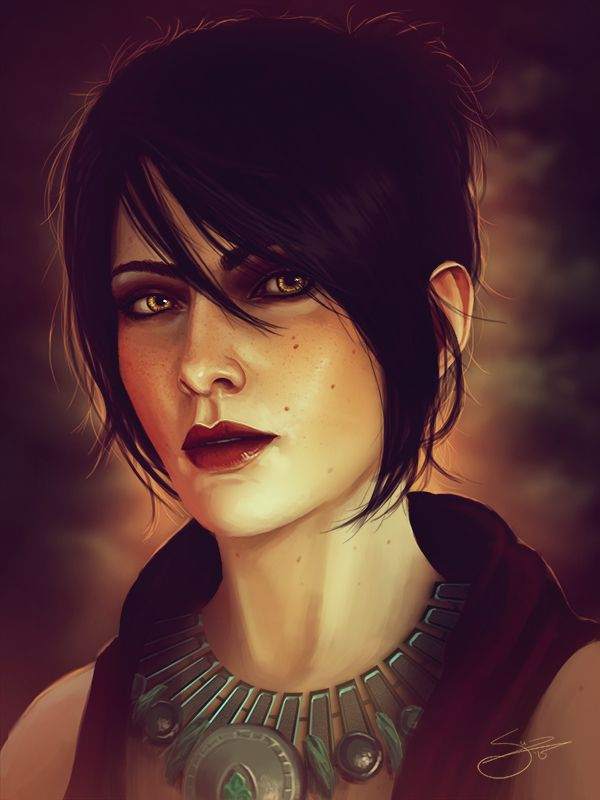 Morrigan (Dragon Age) coloring #14, Download drawings