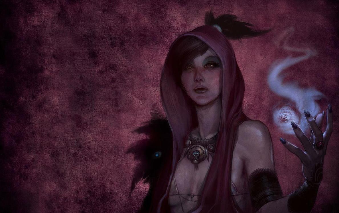 Morrigan (Dragon Age) clipart #1, Download drawings