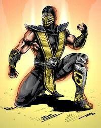 Mortal Kombat clipart #2, Download drawings