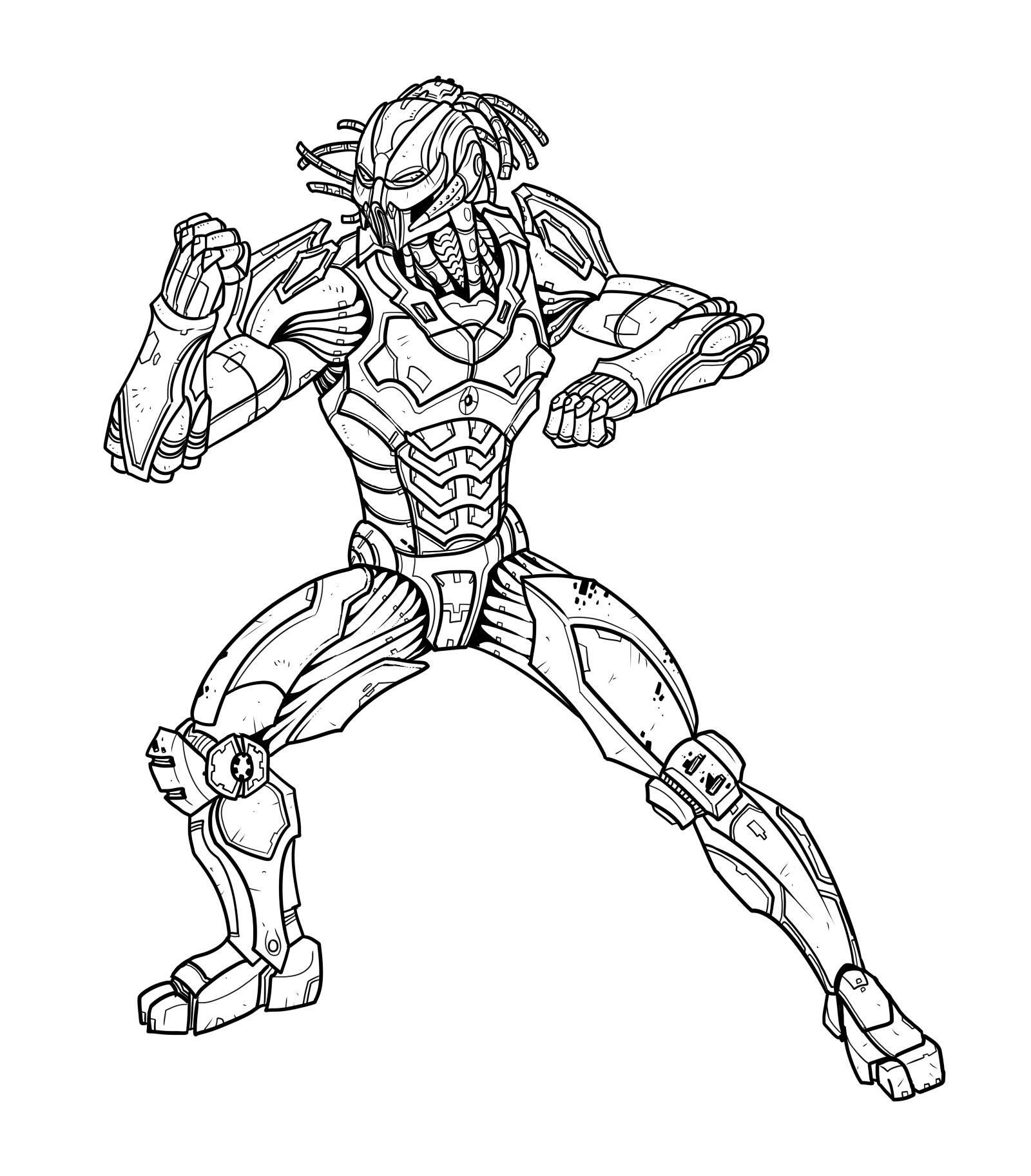 Combat coloring #4, Download drawings