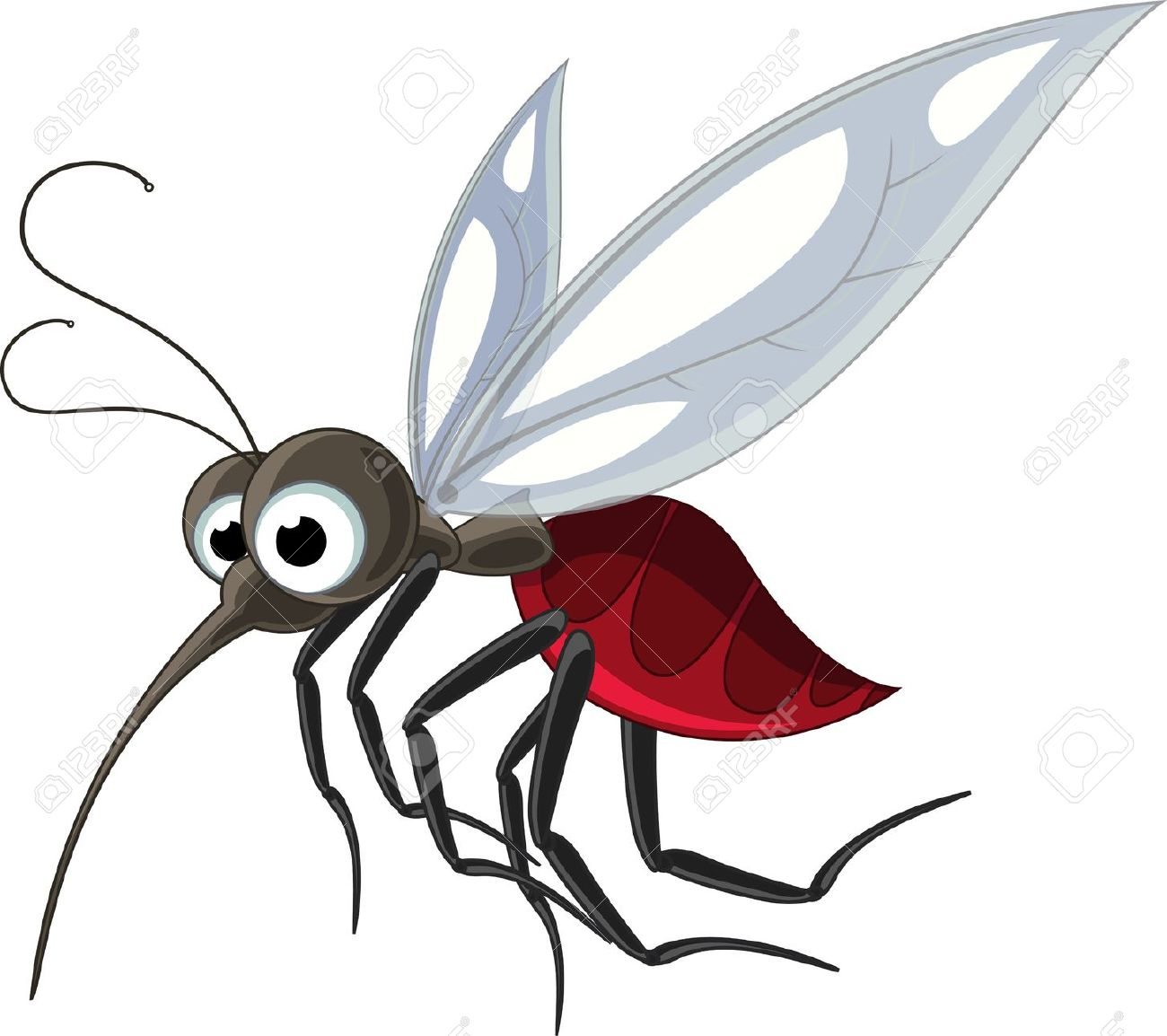 Mosquito clipart #14, Download drawings