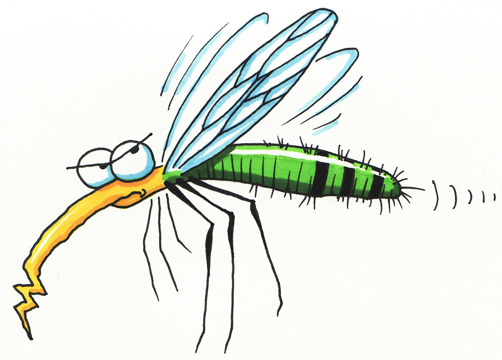 Mosquito clipart #19, Download drawings