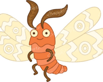 Moth clipart #11, Download drawings