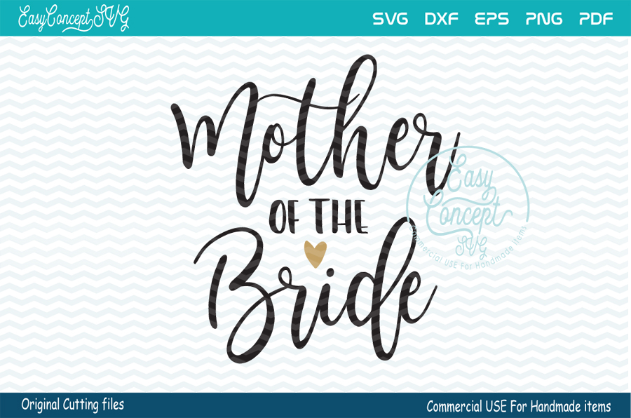 mother of the bride svg #334, Download drawings