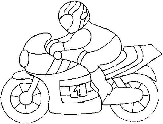 Moto coloring #10, Download drawings