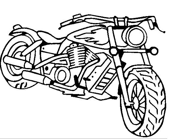 Moto coloring #11, Download drawings