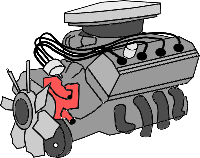 Motor clipart #5, Download drawings