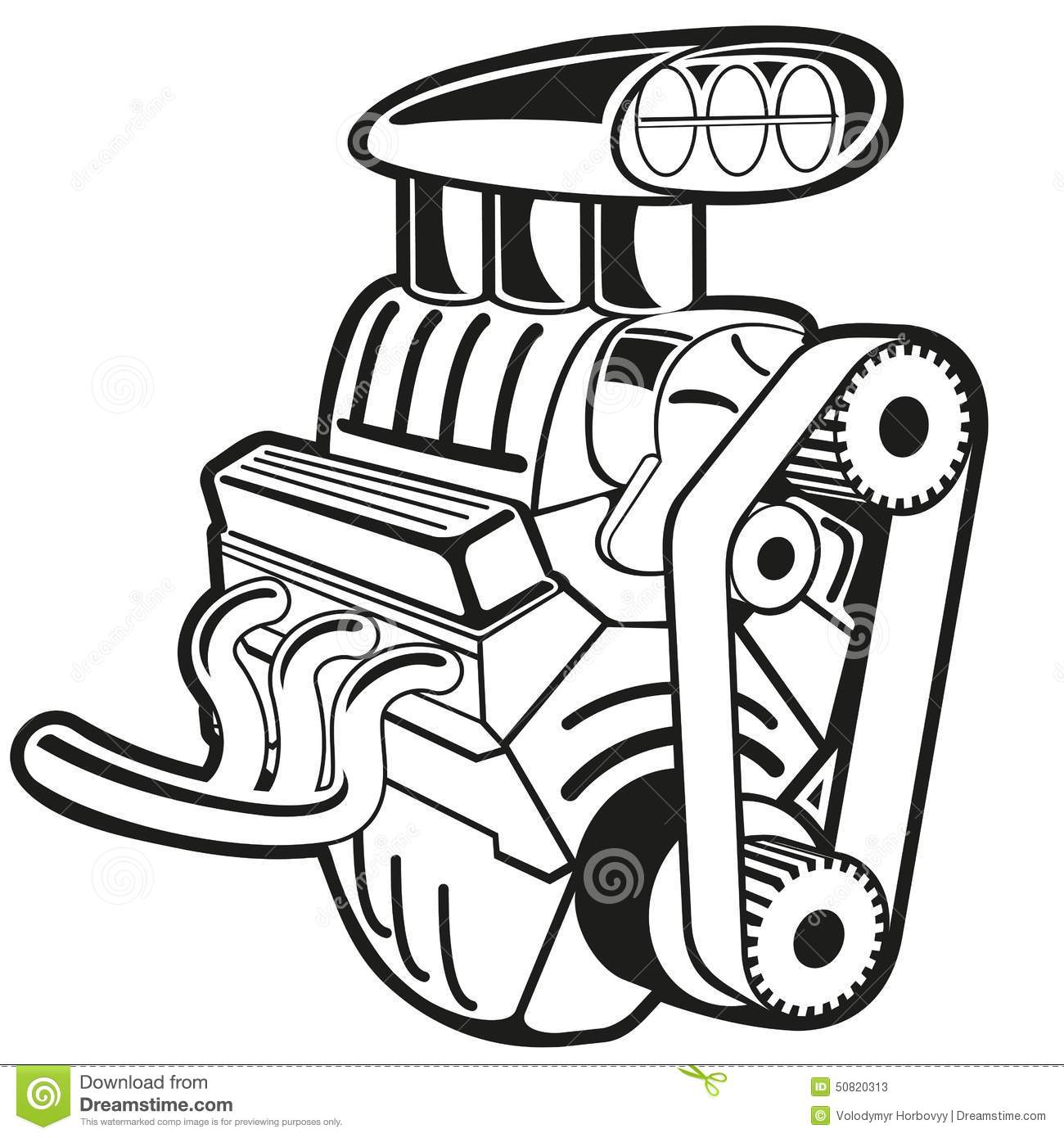 Motor clipart #13, Download drawings