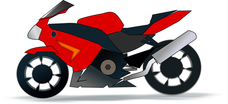Motorcycle clipart #16, Download drawings