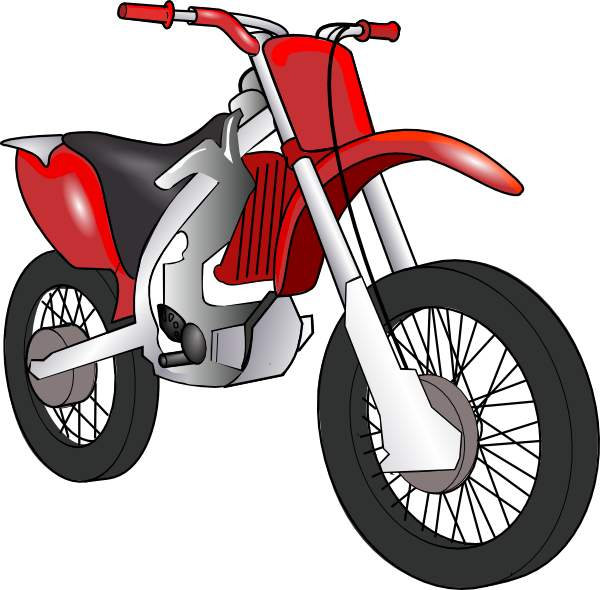 Motorcycle clipart #2, Download drawings