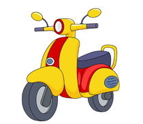 Motorcycle clipart #11, Download drawings