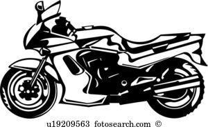 Motorcycle clipart #4, Download drawings